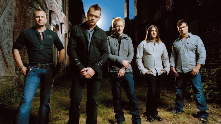 Новый альбом 3 Doors Down