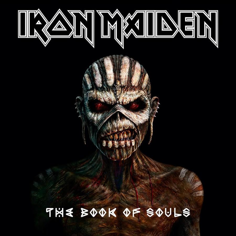 Книга душ от Iron Maiden