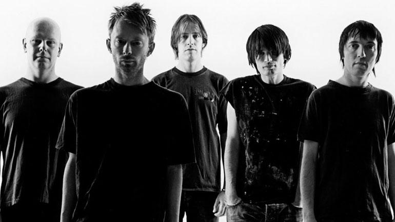 Radiohead скачать торрент