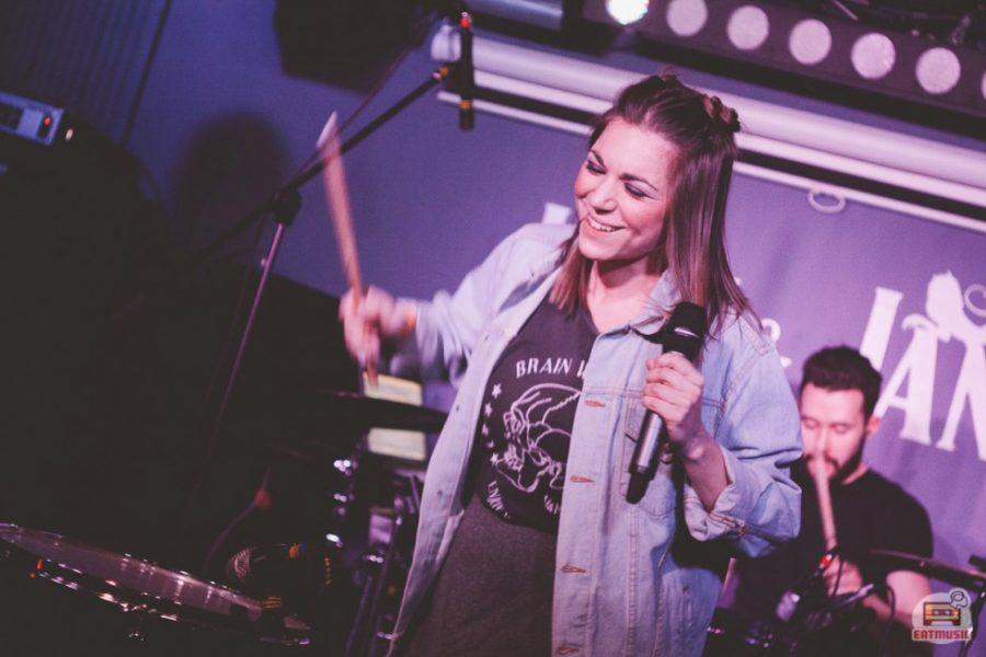 Выступление группы Jenya Noble: яркость и драйв, опережающие конкурентов
