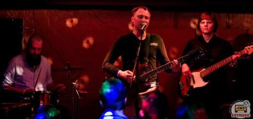 Концерт группы Небо здесь в клубе Вермель