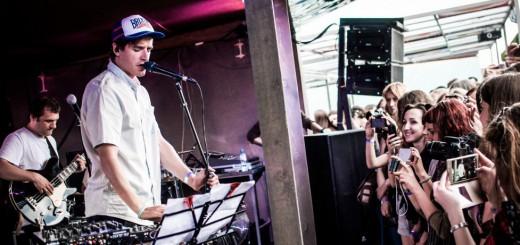 Концерт СБПЧ на крыше Hi-Hat