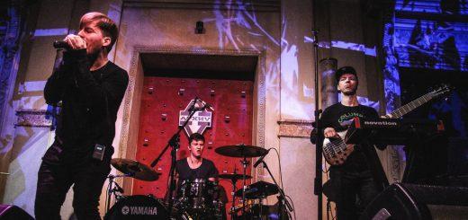 Концерт Tigerberry в клубе Архив
