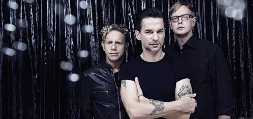 Презентация нового альбома Depeche Mode - Spirit