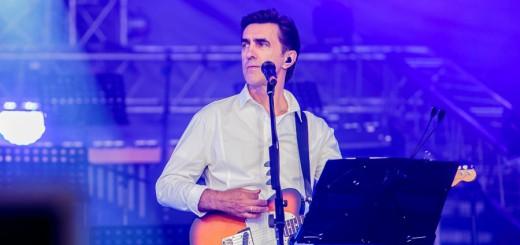Вячеслав Бутусов и группа Ю-Питер на фестивале НАШЕСТВИЕ 2016