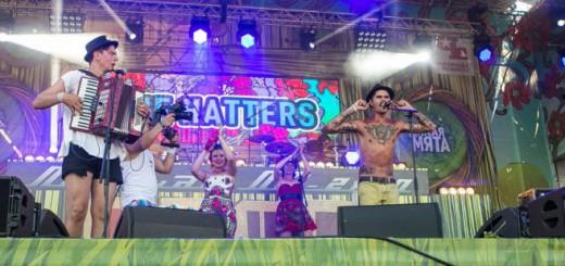 Десятый фестиваль Дикая Мята: репортаж, фото The Hatters