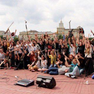 Второй Рок-н-моб в Парке Горького пройдет 30-го июля