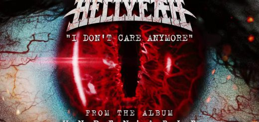 Hellyeah – I Don't Care Anymore