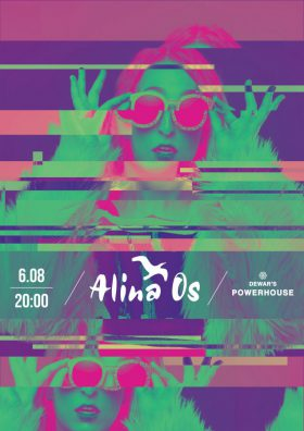 Концерт Alina Os 6 августа