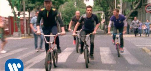 Клип Coldplay — A Head Full Of Dreams