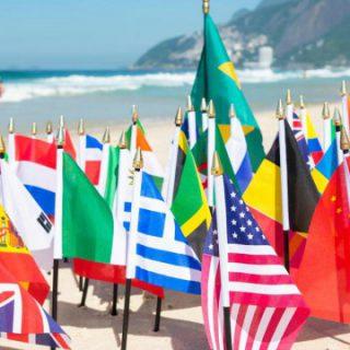 Олимпиада в Рио 2016: лучшие гимны по версии BBC