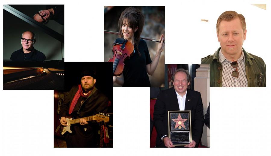 Инструментальные песни: топ-5 современных композиторов