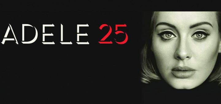 Альбом Adele - 25 стал бриллиантовым