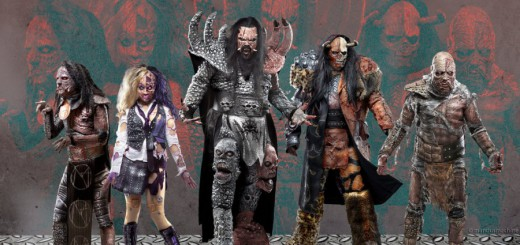 Новый альбом Lordi – Monstereophonic
