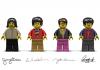 Набор The Beatles' LEGO Yellow Submarine