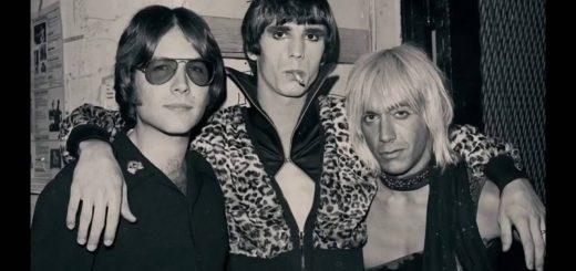 Трейлер Gimme Danger. История Игги и The Stooges появился в сети