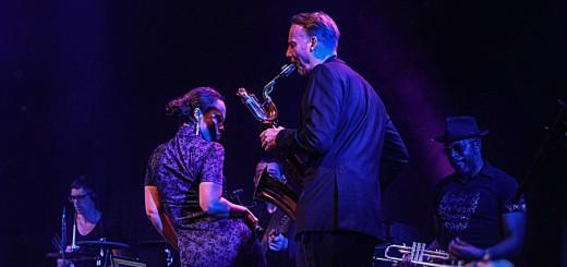Концерт De-Phazz в Yotaspace 04 ноября: репортаж, фото Мария Нифатова