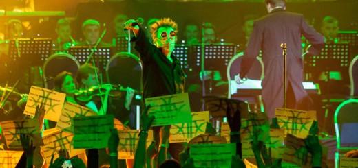 Концерт Глеба Самойлова и The Matrixx в Crocus City Hall: Иван Губанов