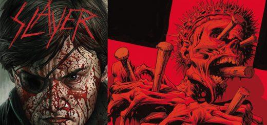 комикс Slayer
