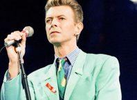 Самые популярные песни David Bowie по версии британских слушателей
