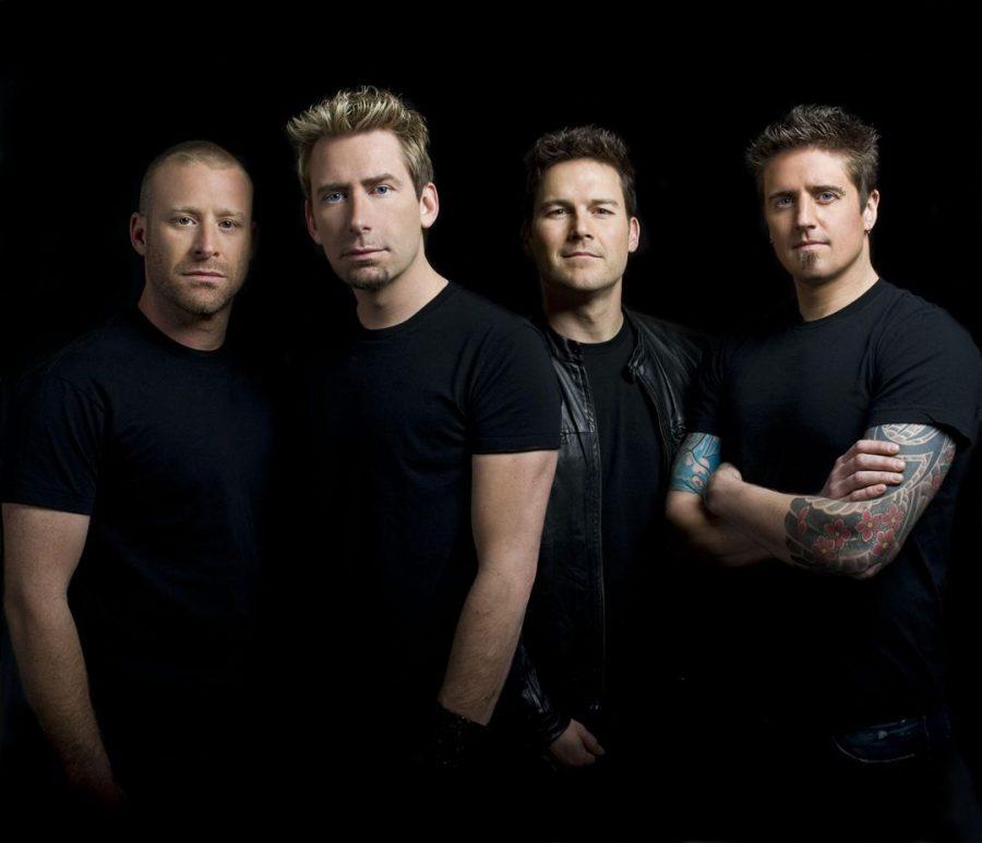 Громкое возвращение: Nickelback - Feed The Machine