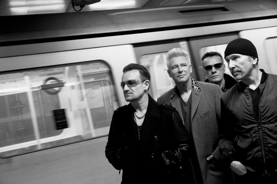 U2 готовят новый альбом