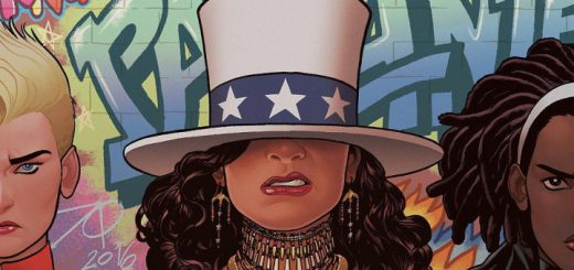 обложка Marvel от Бейонсе