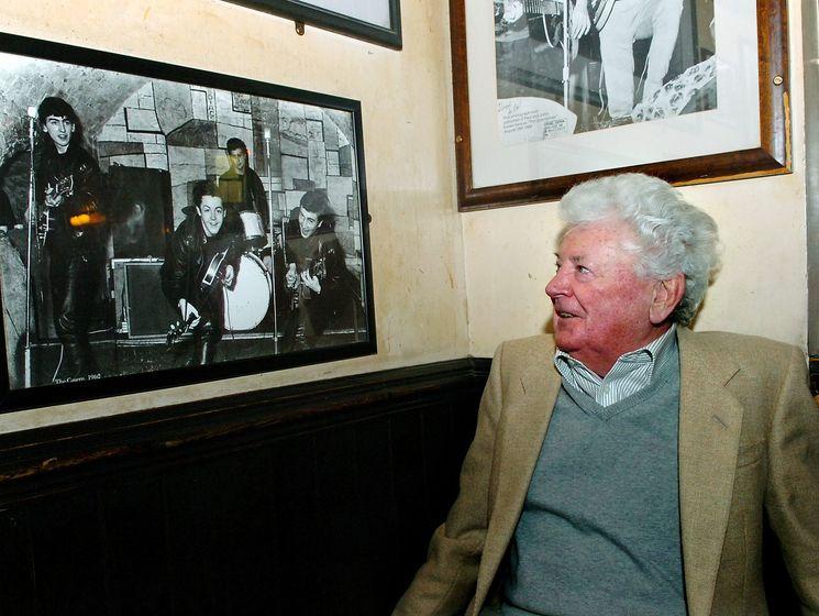 Скончался первый менеджер The Beatles Аллан Уильямс