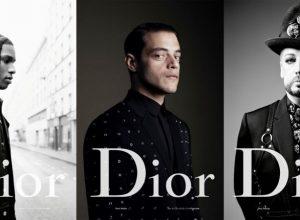 Dior Homme 2017 Boy George