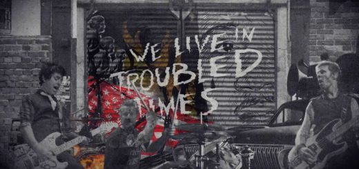 Green Day - Troubled Times