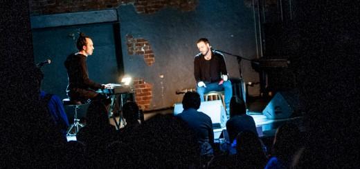 Концерт группы Zero People в клубе Fassbinder 13 февраля: репортаж, фото Полина Медведева