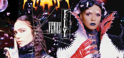 Новый клип Grimes–Venus Fly (feat. Janelle Monáe)