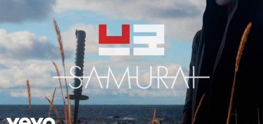 Горячая премьера: новый клип Urbanisteria — Samurai