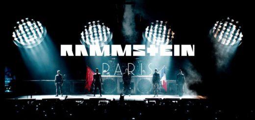 концертный DVD Rammstein