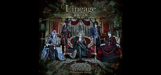 Новый EP Versailles – Lineage: возвращение лидеров