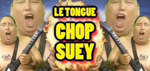 Поднимаем настроение вместе с видео TONGO —Chop Suey (System Of A Down Cover)