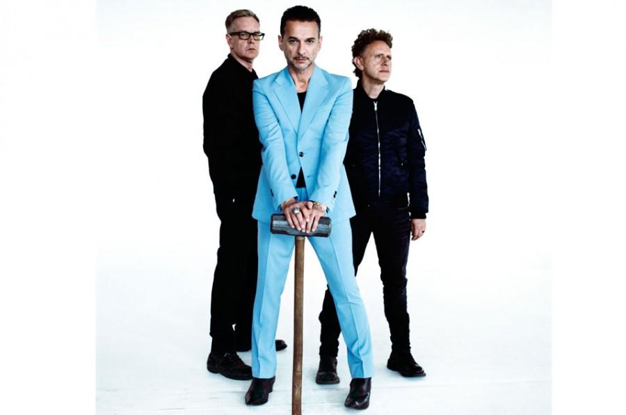 Новый альбом Depeche Mode− Spirit (Deluxe Version)