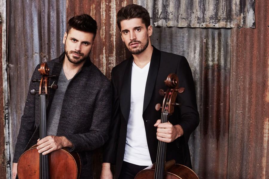 Новый альбом 2Cellos – Score: парни с виолончелями вернулись!