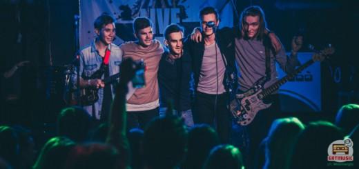 МузВышка 2017 в клубе Live Stars 17.03.17: репортаж, фото
