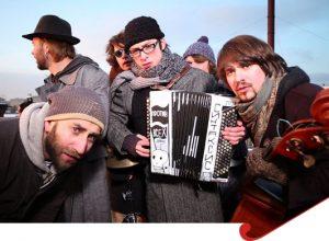 Группа Шкловский выпустила новый альбом «Это не вам!»