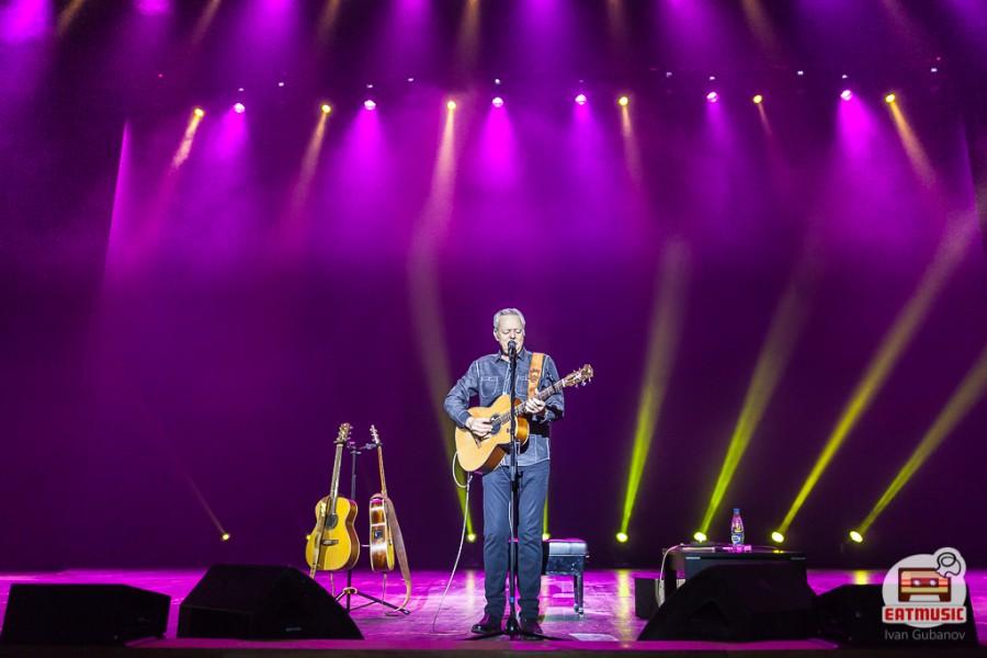 Концерт Томми Эммануэля Crocus City Hall 04.04.2017 репортаж, фото Иван Губанов
