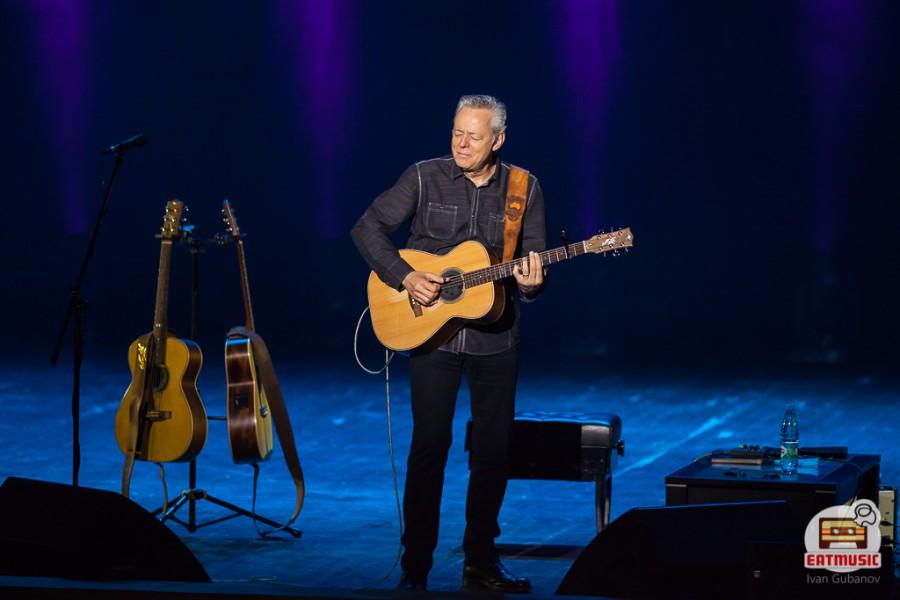Сделать людей счастливее, или как прошел концерт Томми Эммануэля в Москве Иван Губанов