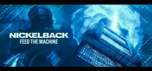 Клип Nickelback - Feed The Machine