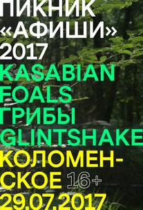 Фестиваль Пикник Афиши 2017