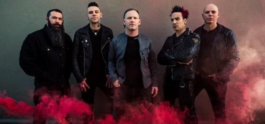Новые песни Stone Sour «Fabuless» и «Song #3»