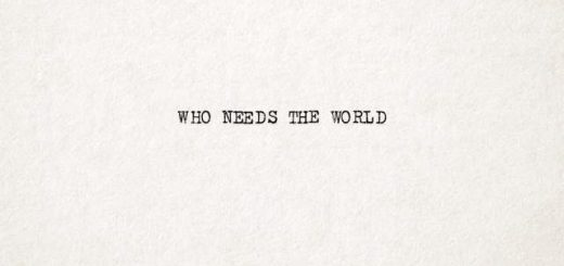 Сингл Banks & Steelz – Who Needs The World