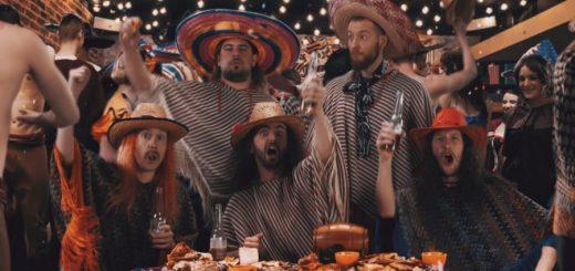 Клип ALESTORM - Mexico