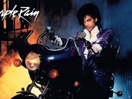 Альбом Prince - Purple Rain переиздали