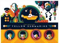 Мультфильм«Жёлтая подводная лодка» станет комиксом