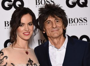Гитарист The Rolling Stones Ронни Вуд победил рак легких